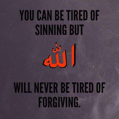 Tired of Sins