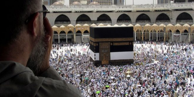 This is hajj live 2020 photo